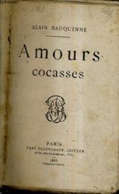 Amours Cocasses. - Couverture - Format classique