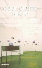 Cool shops tokyo - Couverture - Format classique