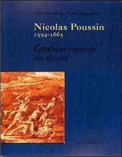 Nicolas Poussin (1594-1665) catalogue raisonné des dessins - Couverture - Format classique