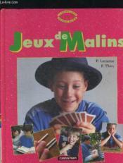 Jeux de malins - Couverture - Format classique