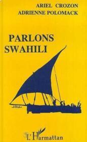 Parlons Swahili - Couverture - Format classique