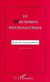 Le Mouvement Psychanalytique N.2 ; Le Mouvement Psychanalytique - Couverture - Format classique