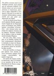 La Fraternité Du Panca T.1 ; Frère Ewen - 4ème de couverture - Format classique