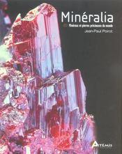Mineralia ; Mineraux Et Pierres Precieuses Du Monde - Intérieur - Format classique