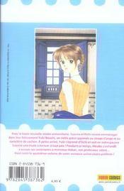 Le grand amour de vénus t.4 - 4ème de couverture - Format classique
