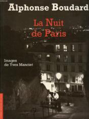 La Nuit De Paris - Couverture - Format classique