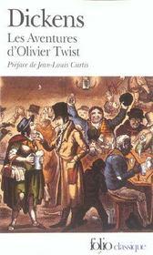 Les aventures d'Oliver Twist - Intérieur - Format classique