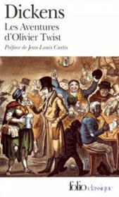 Les aventures d'Oliver Twist - Couverture - Format classique