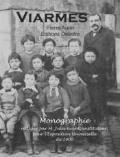 Viarmes ; monographie - Couverture - Format classique