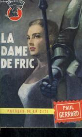 La Dame De Fric - Couverture - Format classique