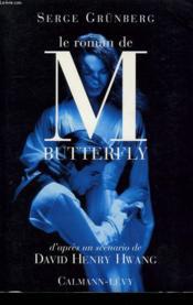 M.Butterfly - Couverture - Format classique