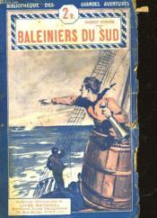 Baleiniers Du Sud - Couverture - Format classique