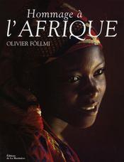 Hommage à l'Afrique - Intérieur - Format classique