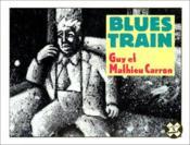 Blues train - Couverture - Format classique