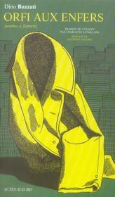 Orfi aux enfers - Intérieur - Format classique
