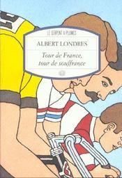 Tour de france, tour de souffrance - Intérieur - Format classique