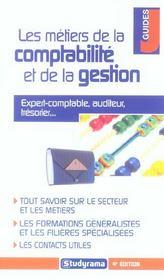 Metiers de la comptabilite et de la gestion 4e (4e édition) - Intérieur - Format classique