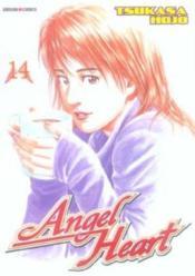 Angel heart t.14 - Couverture - Format classique