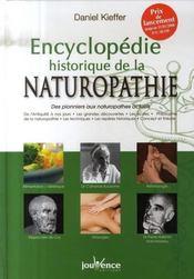 Encyclopédie historique de la naturopathie - Intérieur - Format classique