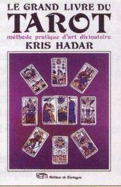 Le grand livre du tarot - Intérieur - Format classique