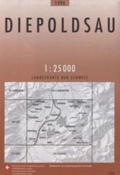 Diepoldsau - Couverture - Format classique
