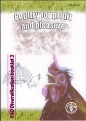 Poultry for profit and pleasure - Couverture - Format classique