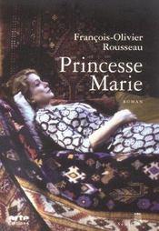 Princesse marie - Intérieur - Format classique
