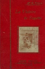 La victoire de suzette, suivie de Bon papa tranquille - Couverture - Format classique