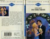 Une Femme Parfaite - A Proper Wife - Couverture - Format classique