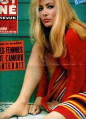 Cine Revue - Tele-Programmes - 47e Annee - N° 37 - Luv - Couverture - Format classique