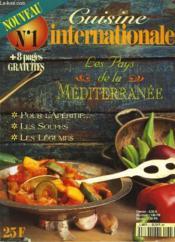 Cuisines Internationale N°1 - Couverture - Format classique