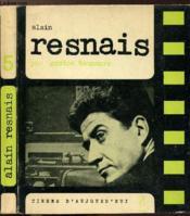 Alain Resnais - Collection Cinema D'Aujourd'Hui N°5 - Couverture - Format classique