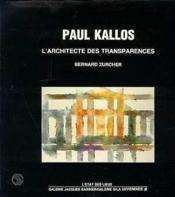 Paul kallos - Couverture - Format classique