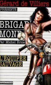 Brigade mondaine t.241 ; l'équipée sauvage - Couverture - Format classique