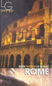 *Rome (édition 2004) - Intérieur - Format classique