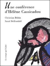 Une Conference D'Helene - Couverture - Format classique