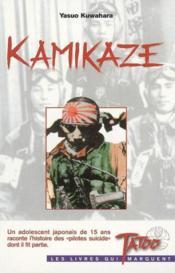 Kamikaze - Couverture - Format classique