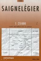 Saignelégier - Couverture - Format classique