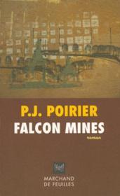 Falcon mines - Couverture - Format classique