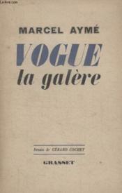 Vogue La Galere. - Couverture - Format classique