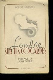 L'Ombre Sur Les Cocardes - Couverture - Format classique