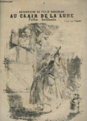 Au Clair De La Lune - Polka Pour Piano. - Couverture - Format classique