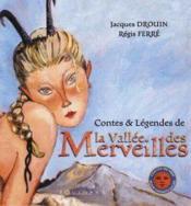 Contes et legendes de la vallee des merveilles - Couverture - Format classique