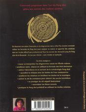 Feng-Shui De L'Etoile Volante - 4ème de couverture - Format classique