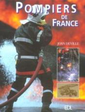 Pompiers De France - Couverture - Format classique