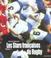 Les stars francaises du rugby t1 - Couverture - Format classique