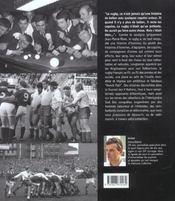 Les stars francaises du rugby t1 - 4ème de couverture - Format classique