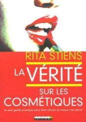 Verite Sur Les Cosmetiques (La) - Couverture - Format classique