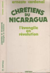 Chretiens Du Nicaragua - Couverture - Format classique