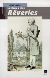 Lectures des reveries - Couverture - Format classique
